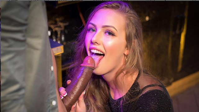 Sexy black porn pictures - Vr bangers sexy blonde student takes big black cock at the party vr porn