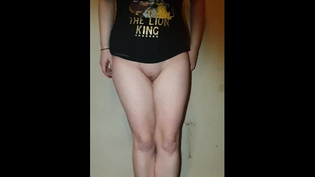Femal celebs naked - Gf desperately pees naked with legs together, lets it trickle down legs