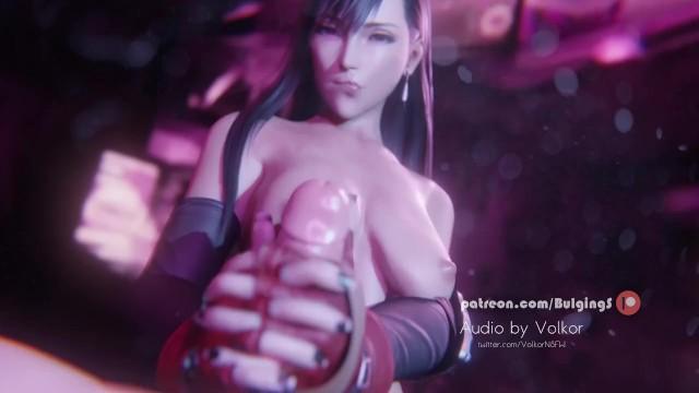 Hentai final fantasy xi - Final fantasy - tifa handjob