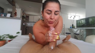 Screen Capture of Video Titled: Ass to mouth kathalina7777