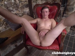 Two cock hungry dungeon boys...