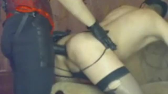 Pegging and fisting 7