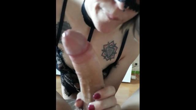 iliketobeaslut - POV - Give me a hot cumshot 24
