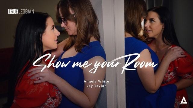 True bond porn True lesbian suburban wife jay taylor cant take eyes off angela white