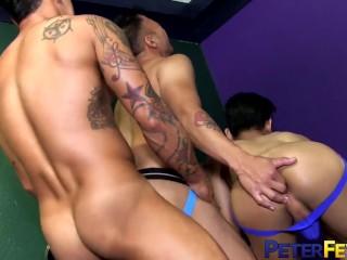 Fucks asian holes gym...