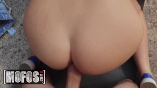 MOFOS - Big tit thicc Marica Chanelle gets fucked POV