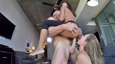 SinsLife - This is How you Fuck 3 Horny Girls!