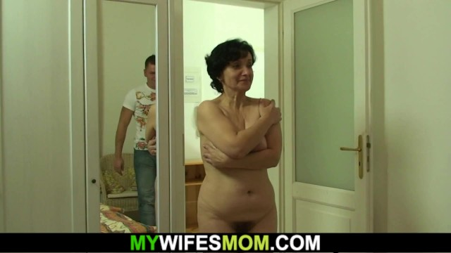 Erotic mother in law stories - Hairy mother-in-law rides his horny cheating dick