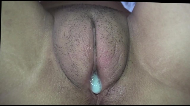Creamy Asian Pussy Solo