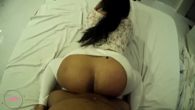 Busty indian gf Karisma - s5 e11 - cheating indian gf abused fucked - creampie anal