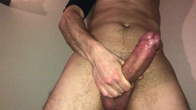 Uncircumcised cock pics - Hot uncircumcised stud jerks off big cock and cums. coronavirus quarantine