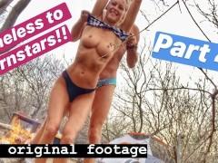 Homeless to Pornstars Part 4 final episode. First SGW sex scene Raw Footage