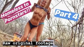 homeless to pornstars part 4 final episode. first sgw sex scene raw footage – teen porn