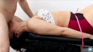 Extreme Tied Up Indian Teen Facefucking | WET & NASTY | Version B Teaser