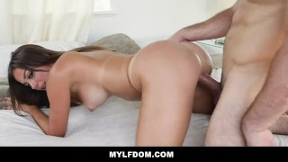 Latin Milf Rough Fucked Rough By Bully