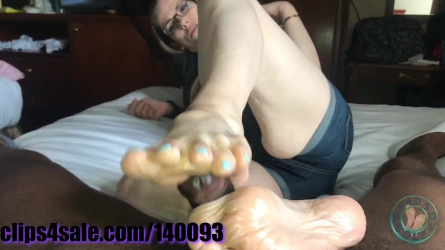 Ways to piss off batman - Ms milkie way footjob compilation