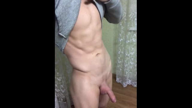 Monster cock soft to hard