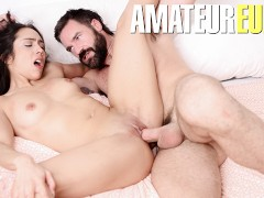 Casting Francais - Petite French Girl Fucked After Interview