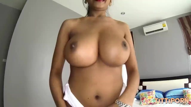 Big breasted asian girl - Big breasted asian girl loves foreigner cock