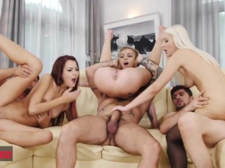 Doghouse Digital – Anal and dp loving swingers swap wives