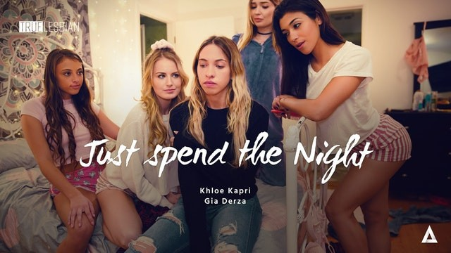 Lesbian nights - True lesbian - just spend the night with me