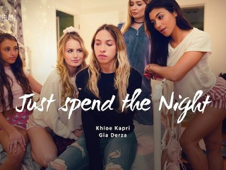 TRUE LESBIAN - Just Spend the Night with Me