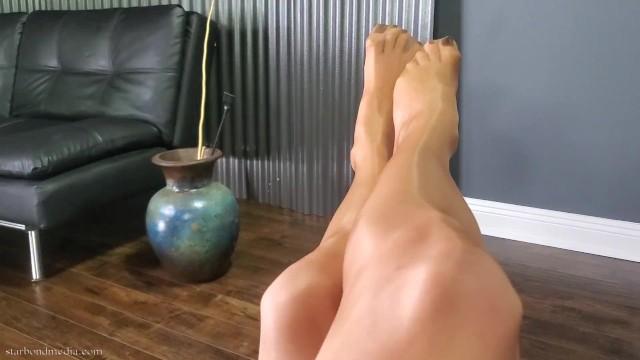 Change into Pantyhose - Star Nine Mesmerizing Goddess POV - FULL VIDEO 17
