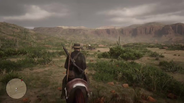 Coronavirus Pandemic - Staying Home Playing Red Dead 2 Role Play #18 13