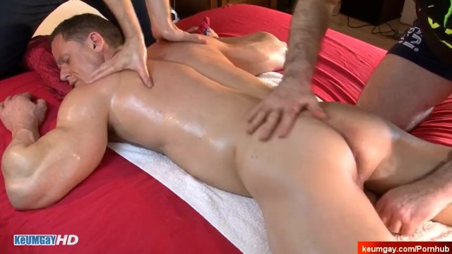 Straight porn actor gay Hot gym coach made a porn in spite of himself-4 hands massage stefen