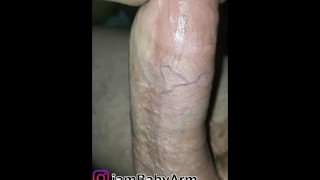 Amateur Teen Sucking a Big Irish Cock - POV BlowJob