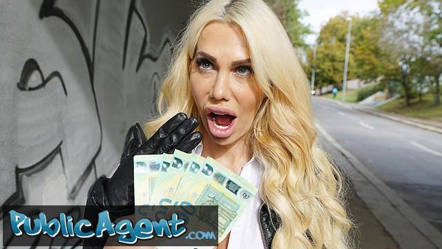 Tori spelling pink bikini - Public agent blonde aussie tori cummings fucked on the office stairs