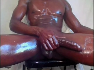 I just like thick oily dick dirty talking...