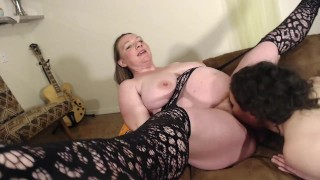 Eating Moms Pussy