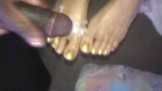 Lightskin Ebony Milf