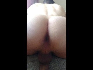 Pmv spread butt and kiss my smooth asshole...