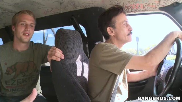 BANGBROS - Petite Redhead Adriana Gets Turned Out On The Bang Bus 12