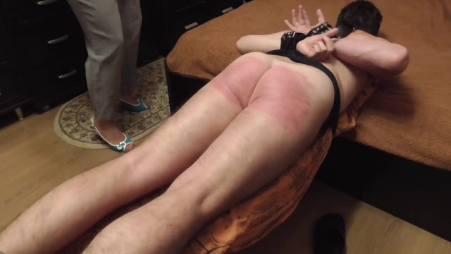 Caning bare bottoms Spanking of cane for behavior correction