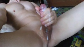 Big Dick Excited And Cumshot Immediately