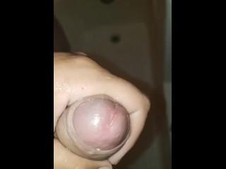 Watch this huge cumshot