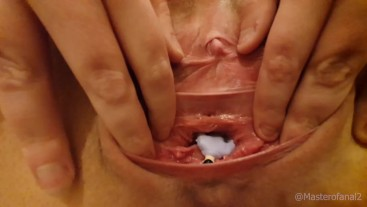 Custom - Giantess pussy and anal vore