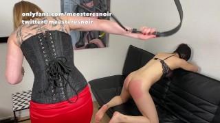 Bondage Lesbian Orgasm