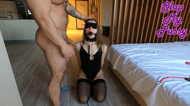 Fuck my fat wife tube - Tortured sex slave while wife at work. bdsm, anal, spanking, facefuck