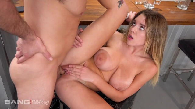 Naked teens pool fucking pussy - Trickery - big boobs gabbie carter fucked on a pool table