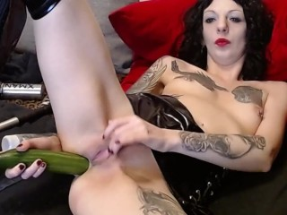 recorded insertion cam show compilation