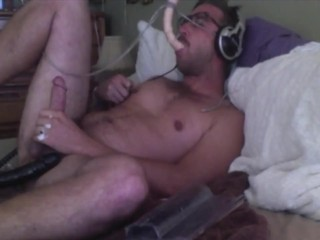 Shh roommates home porn on and stuffing my...