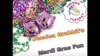 Jessica Grabbit Mardi Gras 2020