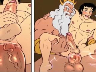 Animacion hentai dibujitos gays porno muy exitante...