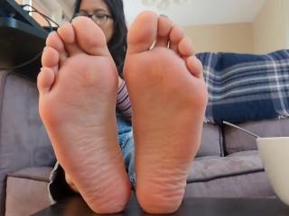 Porn feet soles Mature feet