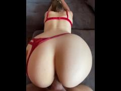Beautiful Big Booty Teen Perfect Doggystyle - TinyTaya