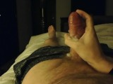 Dirty Talking Guy - Cum Eruption from Teasing The Tip
